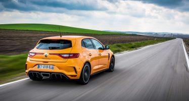 Ντεμπούτο του νέου Renault Megane R.S. σε βιντεοπαιχνίδι (video)