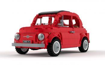 To Fiat 500 χρειάζεται ψήφους για να εγκριθεί από τη Lego (video)