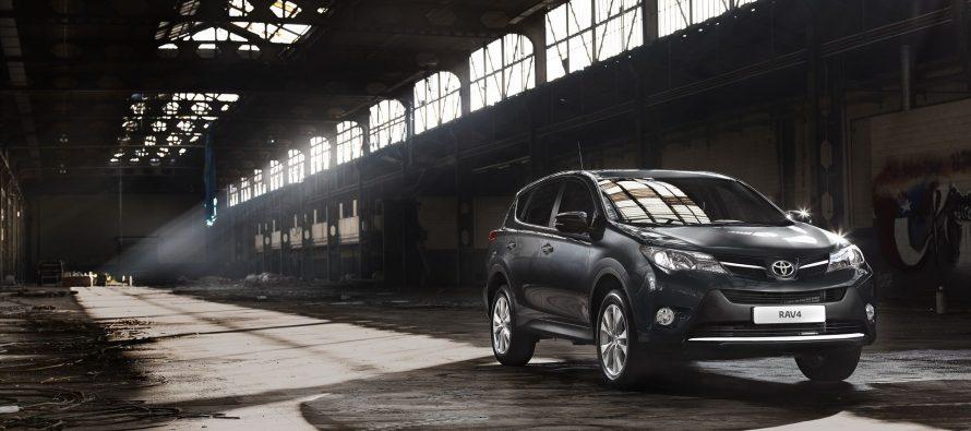 Γιατί καταργείται το πετρελαιοκίνητο Toyota RAV4;