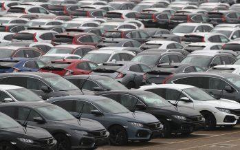 Οι πωλήσεις αυτοκινήτων στην Ελλάδα τον περασμένο Μάιο