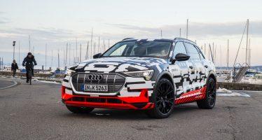 Τι προκαταβολή χρειάζεται για το νέο Audi E-Tron;