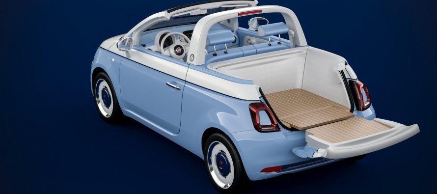 Το Fiat 500 τώρα και με καρότσα