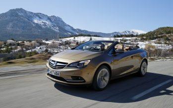 Γιατί σταματά να πωλείται το Opel Cascada;