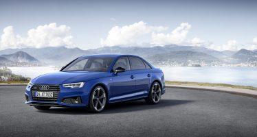 To Audi A4 ανανεώθηκε όσο πατάει η γάτα