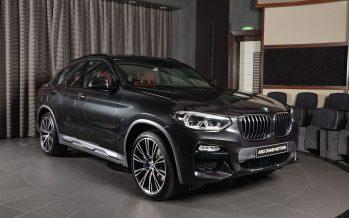 H BMW X4 είναι πανέμορφη ειδικά με αυτή την απόχρωση