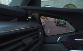 Έτσι λειτουργούν οι ψηφιακοί καθρέπτες του νέου Audi E-Tron (video)
