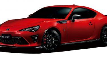 Το Toyota GT86 γίνεται πιο «τούμπανο»