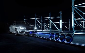 Πόσα μπαλόνια μπορεί να σπάσει η BMW M2 σε 60 δευτ.; (video)