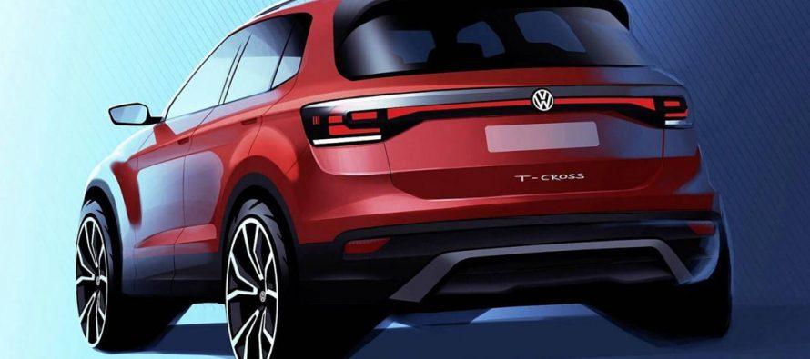 Προ των πυλών το μικρότερο SUV της Volkswagen (video)