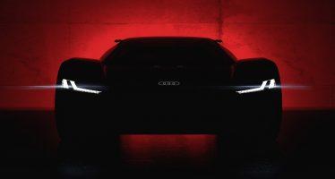 Η Audi βάζει στην πρίζα ένα νέο supercar