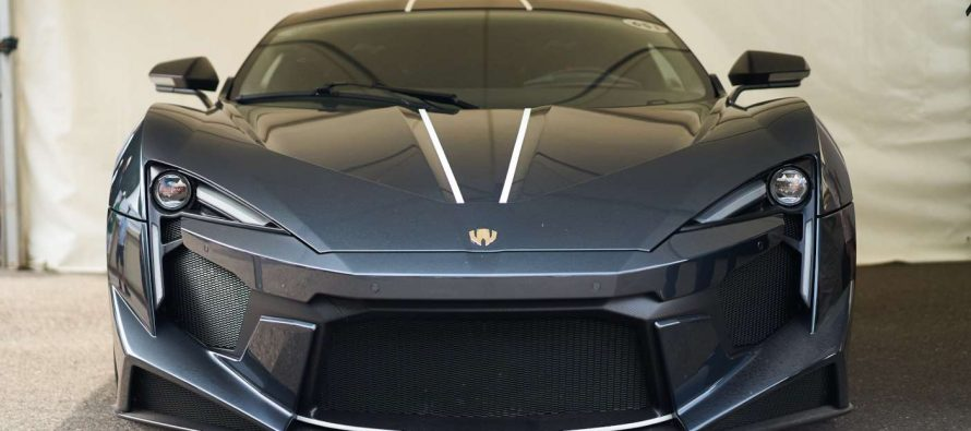 Το αραβικό supercar των 1,2 εκατομμυρίων δολαρίων
