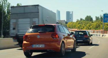 H απαγορευμένη διαφήμιση του Volkswagen Polo (video)