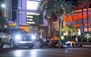 Μονοθέσιο της Formula 1 σε δημόσιους δρόμους (video)
