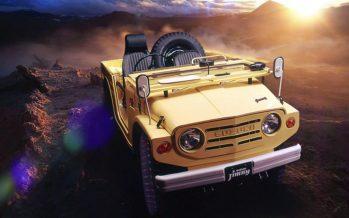 Το Suzuki Jimny ήταν το πρώτο μικρό τετρακίνητο μοντέλο (video)