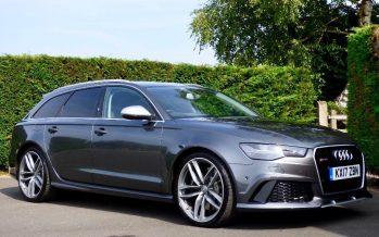 Πωλείται τo Audi RS6 του Πρίγκιπα Χάρι