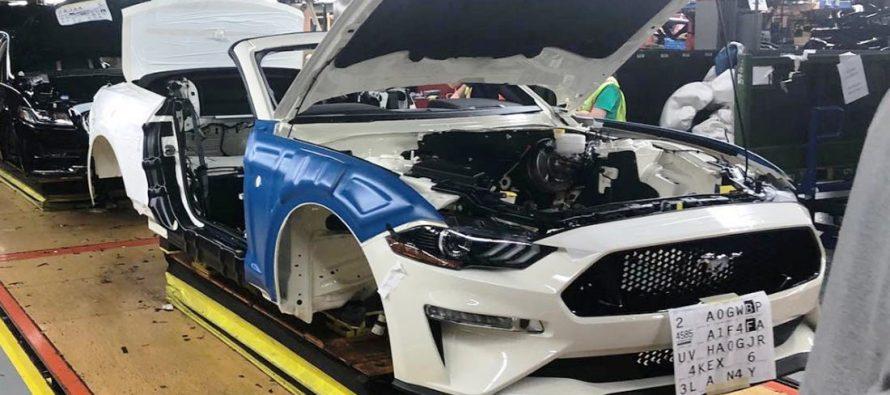 10 εκατομμύρια Ford Mustang