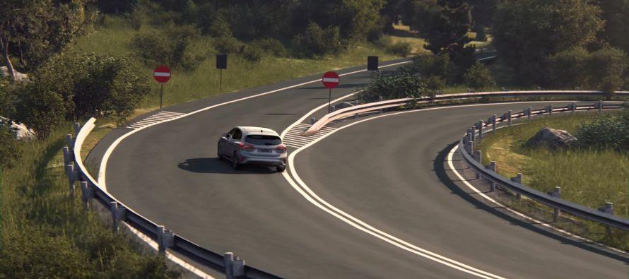 Το νέο Ford Focus δε μπαίνει στο αντίθετο ρεύμα κυκλοφορίας (video)