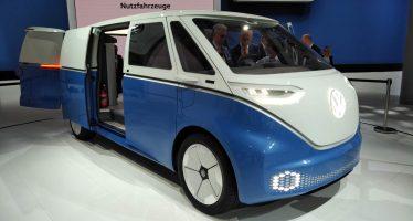 To VW I.D. Buzz Cargo Concept είναι το βαν του μέλλοντος
