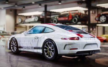 Η Porsche 911 R τώρα και σε τρισδιάστατο παζλ