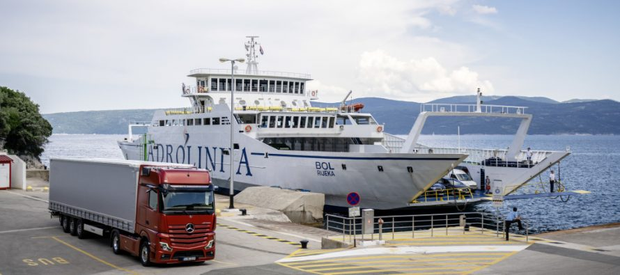 Πόσο φορτηγά πουλήθηκαν στην Ελλάδα τον Αύγουστο;