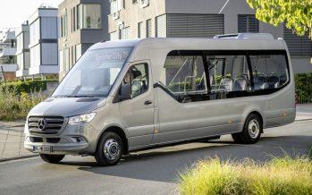Oι λόγοι που θα θέλετε να επιβιβαστείτε στο νέο λεωφορείο Mercedes Sprinter City 75