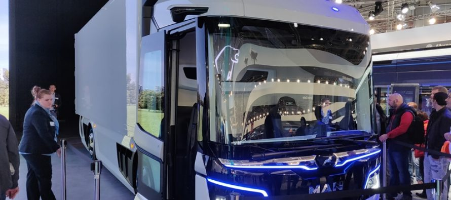 Mε το νέο MAN CitE θα γίνονται οι αστικές μεταφορές εμπορευμάτων (video)