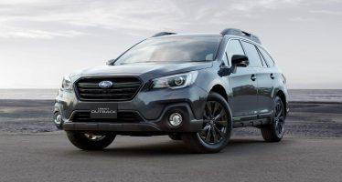 Το Outback X-Break γιορτάζει τα 60 χρόνια της Subaru