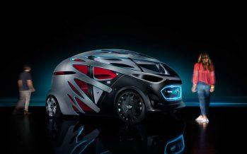 Η Mercedes Vision Urbanites είναι επαγγελματικό και επιβατικό όχημα (video)