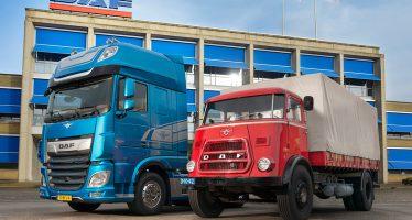 Η DAF ασχολείται με τα φορτηγά 90 χρόνια (video)