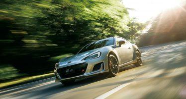 Βελτιωμένη αεροδυναμική και ανάρτηση για το Subaru BRZ
