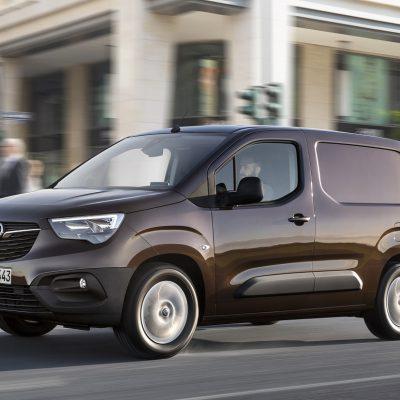 2018 Opel Combo