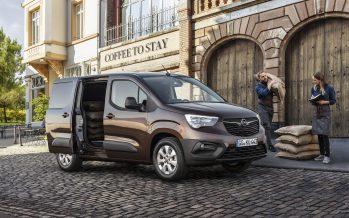 Τα εργασιακά προσόντα του νέου Opel Combo
