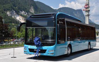 Πού παραδόθηκε το πρώτο υβριδικό λεωφορείο ΜΑΝ Lion's City;