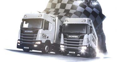Έπαθλο 100.000 ευρώ από τη Scania στον καλύτερο οδηγό (video)