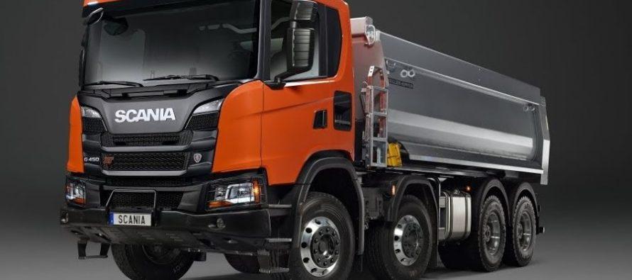 Δείτε με λεπτομέρειες το νέο Scania G 450 XT (video)