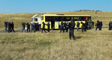 Άσκηση της E.K.A.M για την αντιμετώπιση λεωφορειοπειρατείας