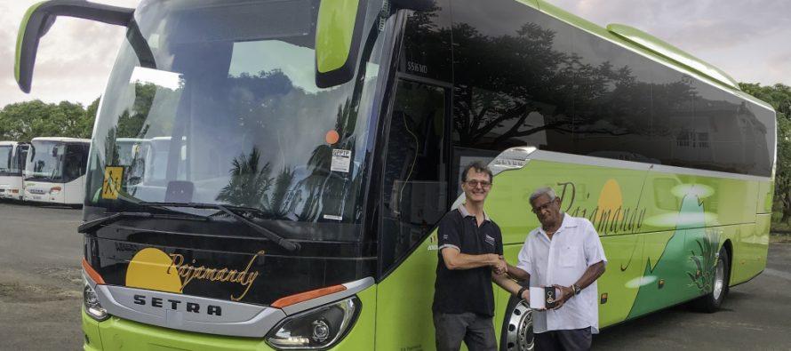 Ποιο λεωφορείο κάνει δρομολόγια στην εξωτική Γουαδελούπη;