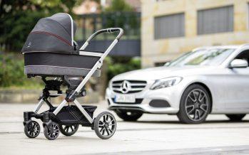 Αυτό το μοντέλο της Mercedes είναι για μωρά