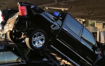 Αποκοιμήθηκε στο τιμόνι και προκάλεσε ατύχημα (video)