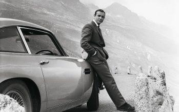 Επτά Aston Martin του Τζέιμς Μποντ συγκεντρωμένες