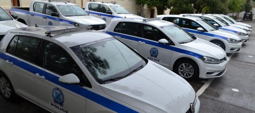 Ποιος δώρισε 30 καινούργια περιπολικά στην αστυνομία;