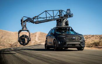 Κάμεραμαν σε ταινίες του Χόλυγουντ το Ford Edge ST (video)