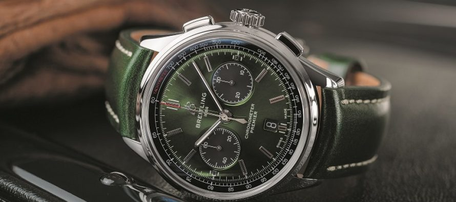To πανέμορφο ρολόι της Bentley