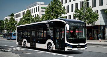 Επένδυση 27,4 εκ. ευρώ για τα ηλεκτροκίνητα λεωφορεία