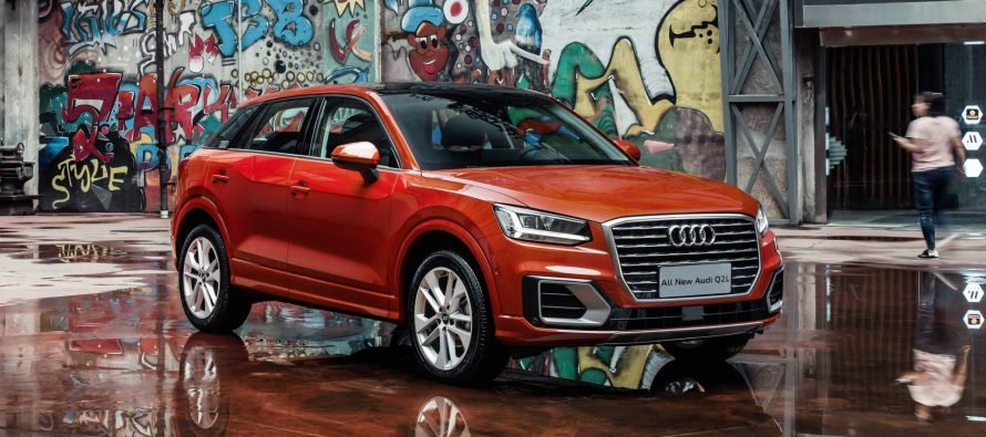 Γιατί στην Κίνα το Audi Q2 είναι πιο ευρύχωρο;
