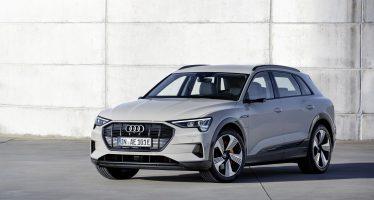 Η Audi έχει λάβει ήδη 10.000 παραγγελίες για το νέο e-tron