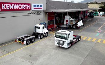 Δείτε πως κατασκευάζεται ένα φορτηγό της DAF (video)