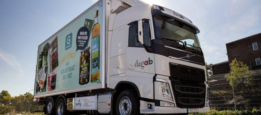 Το εναλλακτικό καύσιμο των φορτηγών Volvo FH και FM (video)