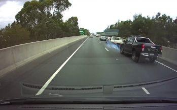 Ο επικίνδυνος οδηγός μιας Mercedes-AMG C63 Coupe (video)