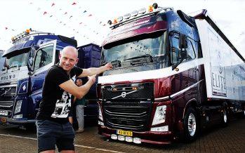 Το πιο πολυτελές φορτηγό Volvo FH (video)